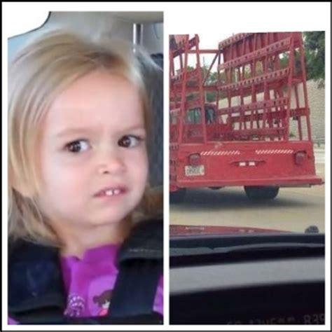 Baby Chloe Meme - chloe in truck form weknowmemes