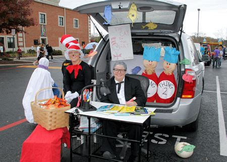 Trunk Or Treat Decorating Kits by Dr Seuss Religious Undertones