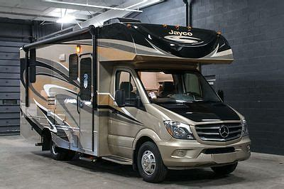 Mercedes Class B Motorhomes For Sale 2017 Jayco Melbourne 24k Sprinter Mercedes Chassis Class C