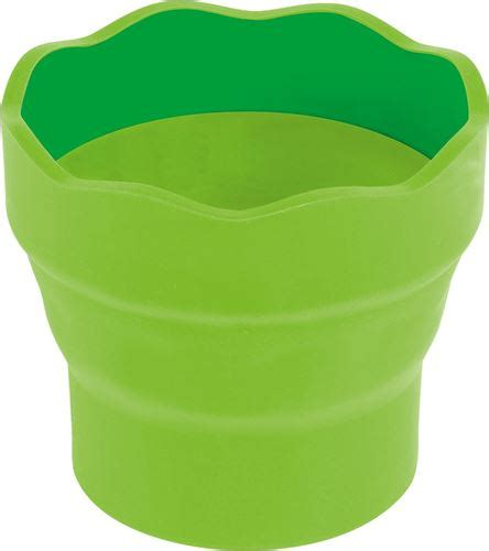 Faber Castell Water Cup Graphic water cup clic go light green