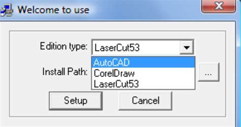 corel draw x4 laser engraving laser software