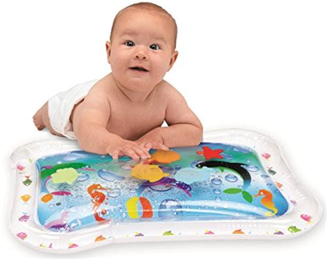Baby Water Mat by Kleeger Baby Water Mat Activity Play