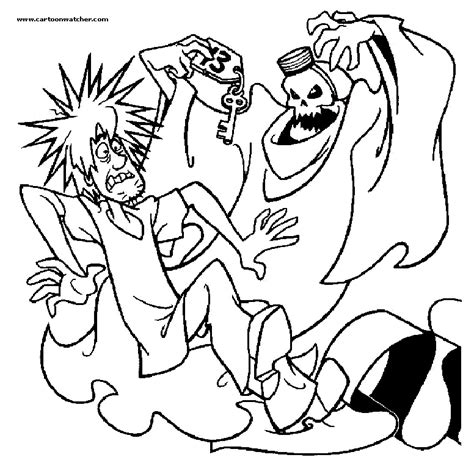 free coloring pages scooby doo halloween scooby doo monsters coloring pages new coloring pages