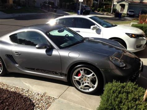 old car manuals online 2006 porsche cayman electronic toll collection sell used 2006 porsche cayman s gorgeous in san diego