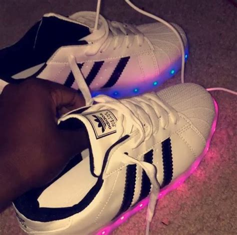 shoes adidas shoes black and white colorful glow in the adidas wheretoget