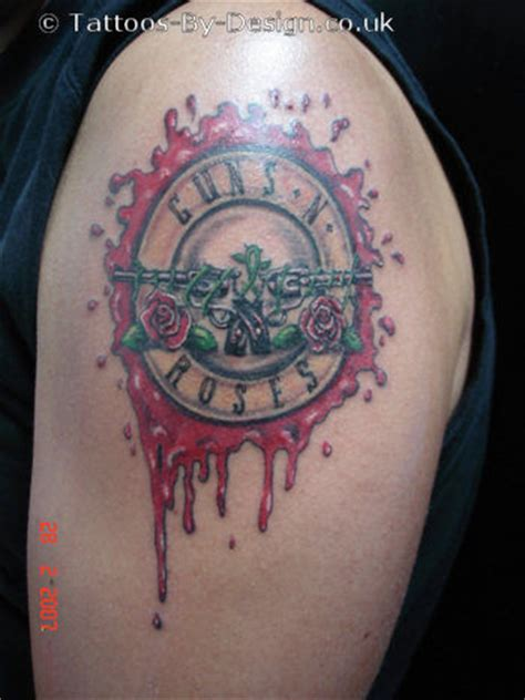 guns roses tattoo dollkemprot guns n roses tattoos