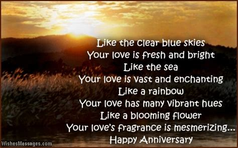 Wedding Union Quotes by Anniversary Wishes For Couples Wishesmessages
