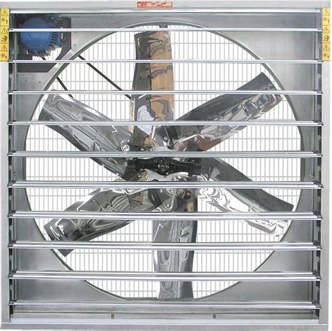 greenhouse exhaust fans with thermostat cooling exhaust fan cooling pad greenhouse poultry