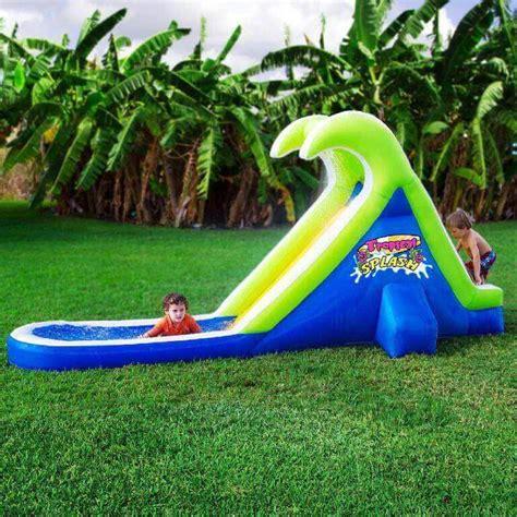 backyard water slides for kids backyard water slides for kids backyard water slide