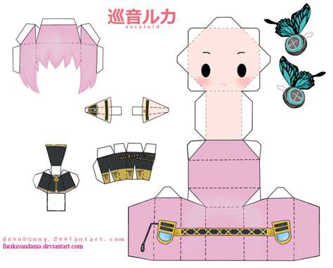 Papercraft Museum - papercraft anime auto design tech