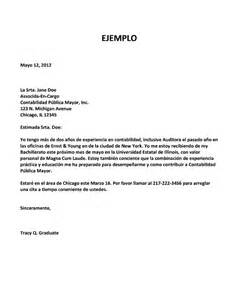Business Letter In Spanish Examples Cybility