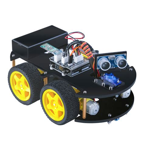 Go Robot Car elegoo el kit 012 uno project smart robot car kit v 3 0
