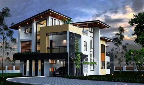 home design photos kerala contemporary house home design