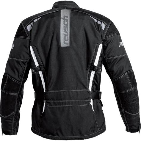 Motorrad Touren Jacke by Reusch Touren Leder Textiljacke 1 0 Schwarz Ebay