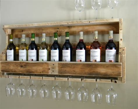 how to make a wine rack in a cabinet awesome wine rack made from recycled pallet recycled things