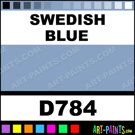 Swedish Blue | swedish blue ultra ceramic ceramic porcelain paints d784