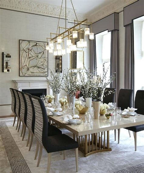 dining room  spaces set ideas modern luxury sets formal