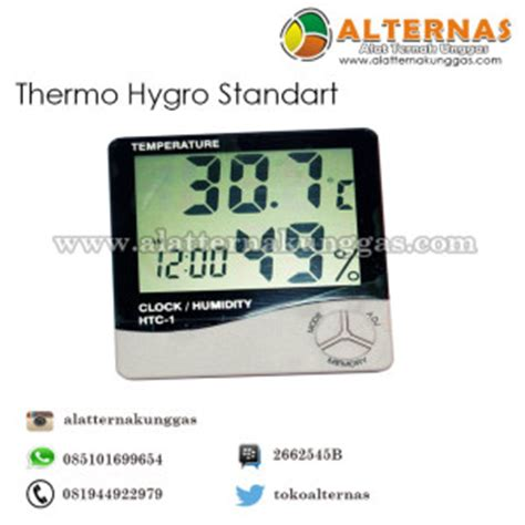 Termometer Digital Di Malang thermo hygro htc standar alat ternak alat ternak unggas