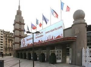hotel proche parc des exposition porte de versailles