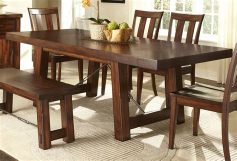 Bench Dining Room Set Awesome Dinette Sets With Bench Homesfeed