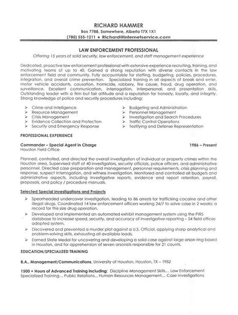 Fbi Special Resume by Fbi Special Resume Best Resume Collection