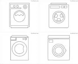washing machine coloring page free printable washing machine coloring pages for