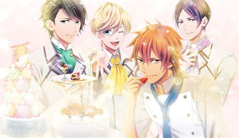 crunchyroll fall anime to adapt otome game quot bonjour