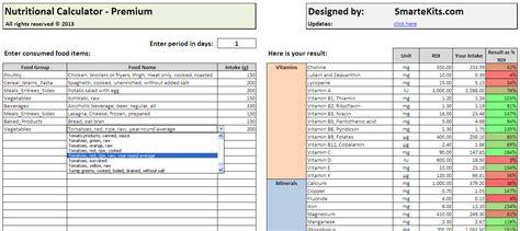 nutrition label template excel top label maker