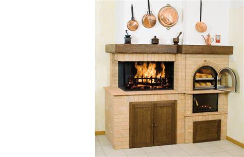 barbecue da interno filottrani antonio c s n c rivestimento forno