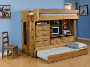 Loft Beds With Desk And Dresser Bunk Bed With Desk And Dresser Home Design Ideas