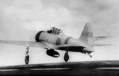zero fighter leaving aircraft carrier for pearl harbor newly acquired japanese zero set to fly saturday