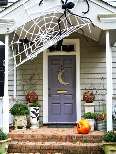 decorate your home for halloween how to decorate your porch for halloween 2017 mixture home