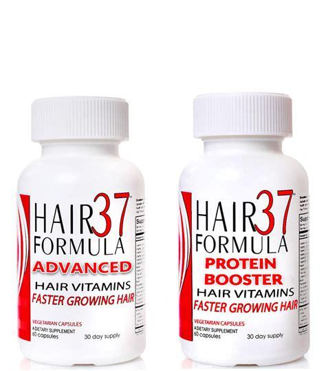 L Hi Protein Advanced Formula hair formula 37 advanced and protein booster set hair