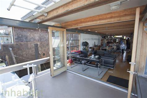 houseboat new orleans david spurgeon s passive solar houseboat conserves energy