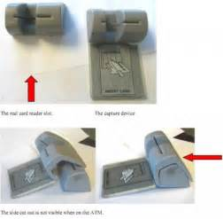 atm skimmers getting clever   would you spot it gadgetynews