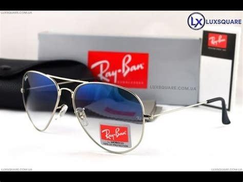 Kacamata Rayban Rb3026 Aviator Blue Silver ban aviator rb3026 blue gradient in silver copy 1080hd