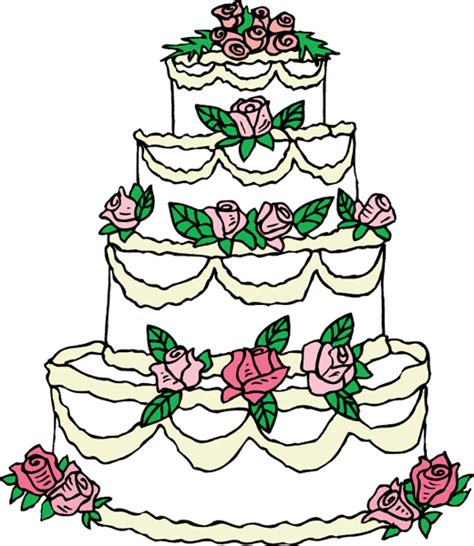 Wedding Cake Images Free by Wedding Cake Clipart Clipart Panda Free