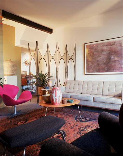 mid century apartment love for mid century a collector s apartment in san diego