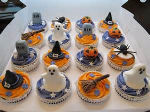 Cupcake Decorations Halloween Pink Oven Cakes And Cookies Halloween Cupcake Ideas