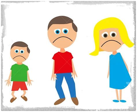 Imagenes De Triste Familia | imagenes animadas de familias felices imagenes de familia