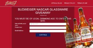 Budweiser Sweepstakes - sweepstakes directory a complete listing of sweepstakes contests part 25