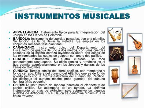 imagenes instrumentos musicales de la region amazonica folklor colombiano