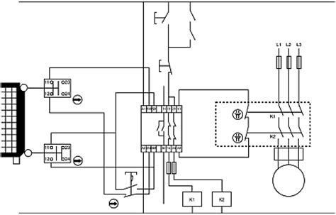 ab contactors wiring diagrams for single phase reversing