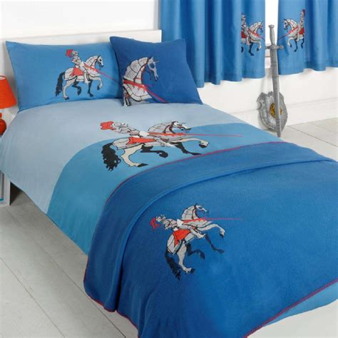 equestrian bedding knight and horse bed in a bag set filly and co