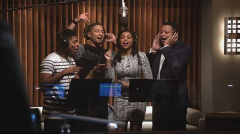 who plays the maon character in empire watch empire cast play a happy family in new video