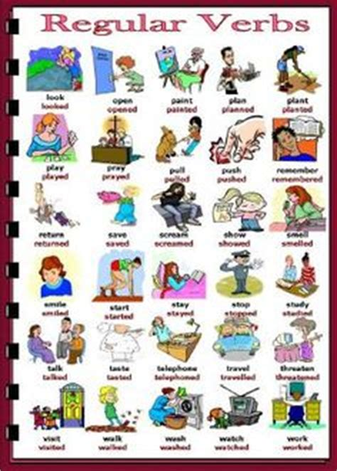 pattern dictionary of english verbs 1000 images about a1 english on pinterest english