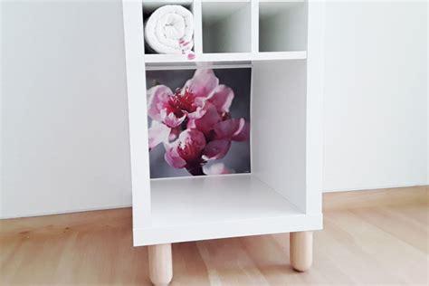 Regal Als Nachttisch by Das Ikea Kallax Regal Im Neuen Look Nichts Geht 252 Ber