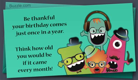 Humorous Birthday Cards For