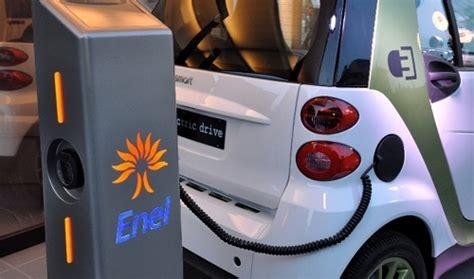 sede legale enel servizio elettrico parcheggio per veicoli elettrici o ibridi a viterbo