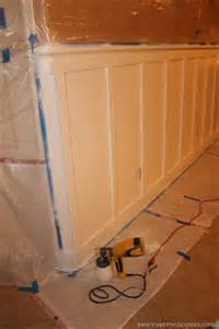 How To Make Wainscoting Wainscoting Board And Batten Part 1 I Nap Time